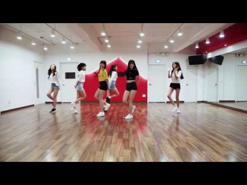 [mirrored] GFRIEND - LOVE WHISPER Dance Practice ver.