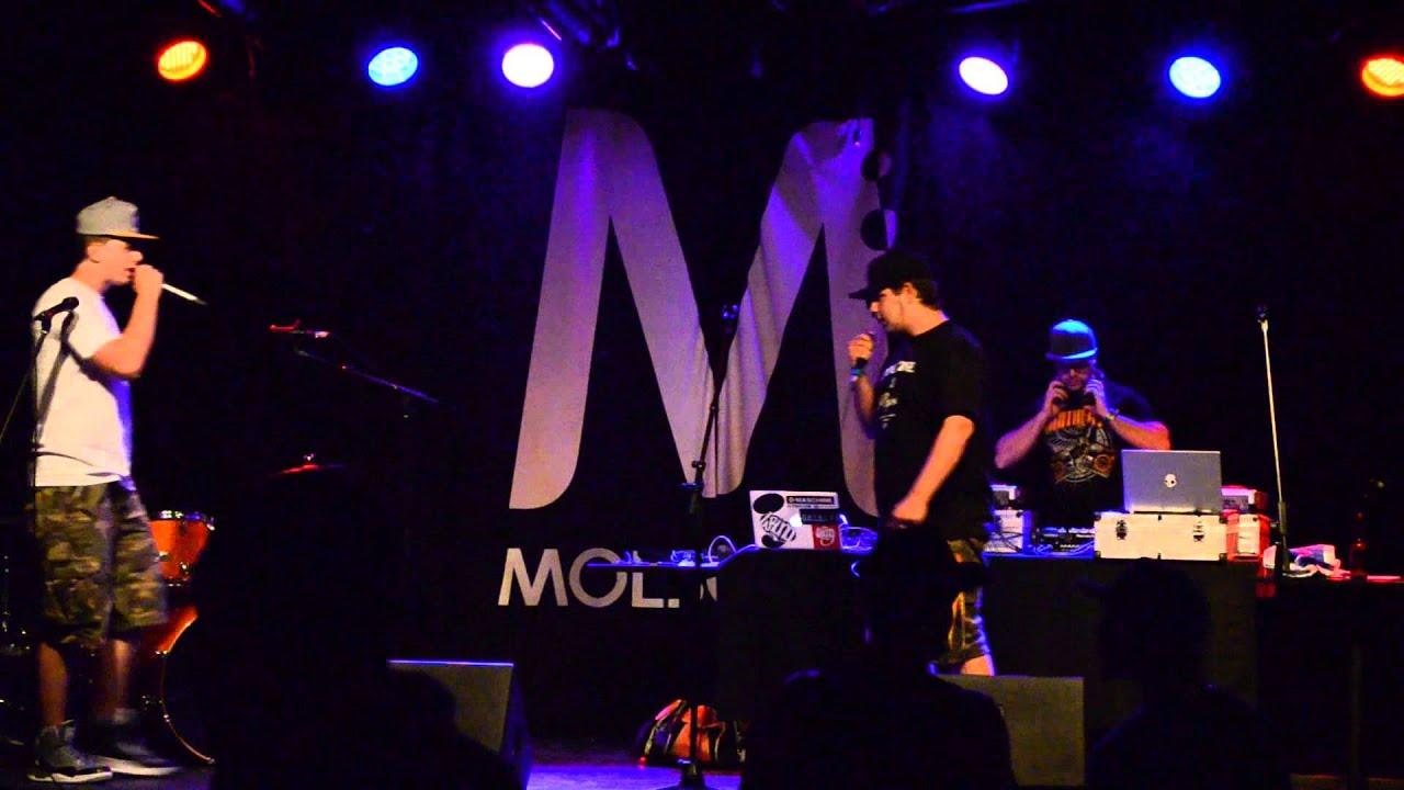 Invités aux spectacle de Dpillz lors du lancement de son album 25