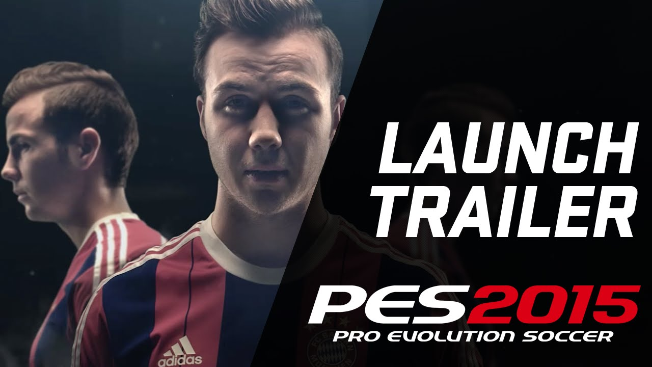 Pro Evolution Soccer 2015 trailer - PES 2015
