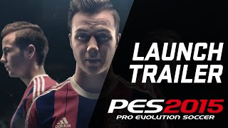 [New & Official] Launch trailer [PES 2015]