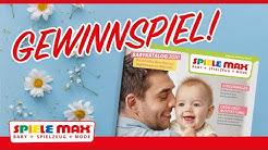 SPIELE MAX Babykatalog 2020 + Gewinnspiel!