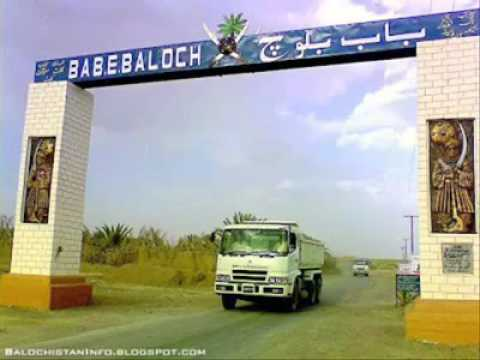Beautiful Panjgoor Baluchistan