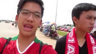 Indonesia vs Myanmar Friendly Match Timnas U-22 || Vlog