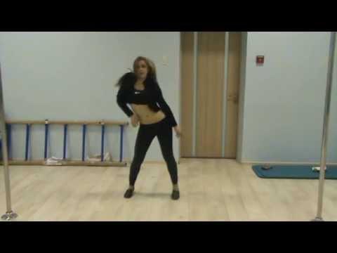 Go-go Кристина Сава (Sava Dance)