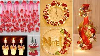 10 Diy christmas decorations 2021🎄 New Christmas decoration ideas 🎄 8