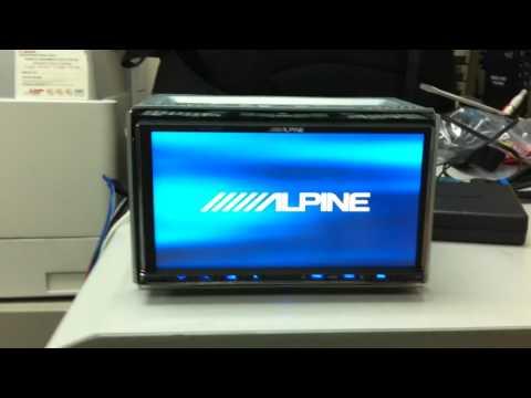 Alpine IVA-W502E Bluetooth P1