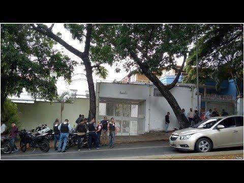 Tres médicos cubanos heridos tras asalto a su residencia en Caracas