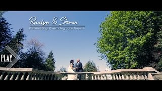 Romantic Indian Wedding Video - Roselyn & Steven, Vancouver