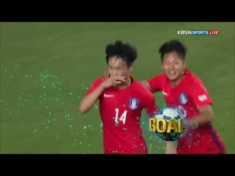 Seung-Ho Paik , Seung-Woo Lee highlights // u19 Korea vs Nigeria.