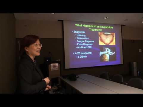 LA Alternative Medical Center - Dr. Li's Acupuncture Presentation