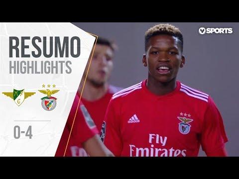 Highlights | Resumo: Moreirense 0-4 Benfica (Liga 18/19 #26)