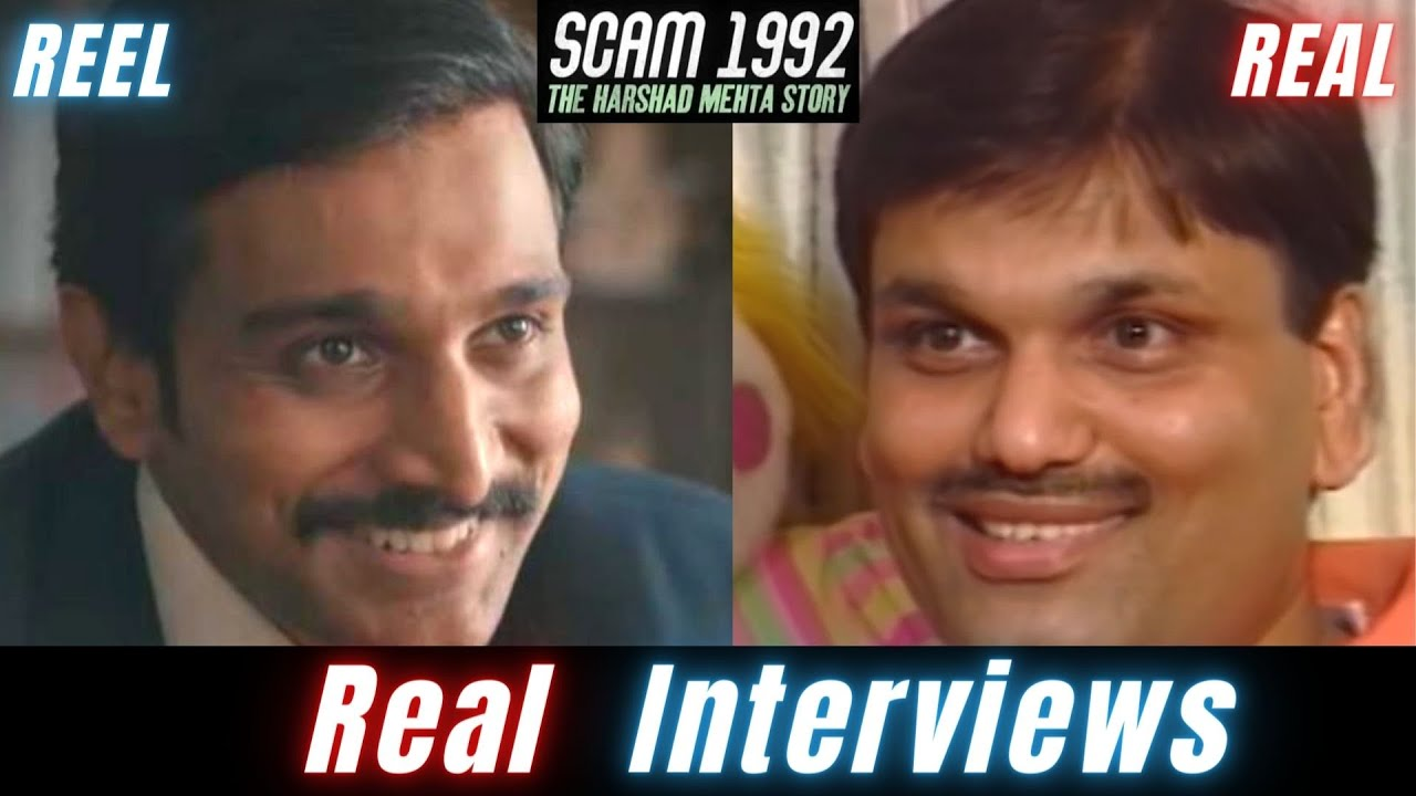 Download Harshad Mehta - Real Interview   Full Story   Biggest Stock Market Scam   Scam 1992