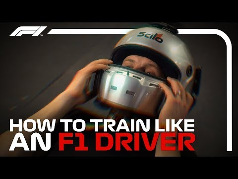 How To Train Like An F1 Driver
