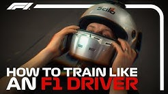 How To Train Like An F1 Driver