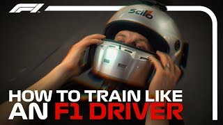 How To Train Lİke An F1 Driver