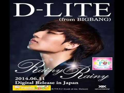 D-Lite (Daesung from BIGBANG) -- Try Smiling [HQ MUSIC] 2014