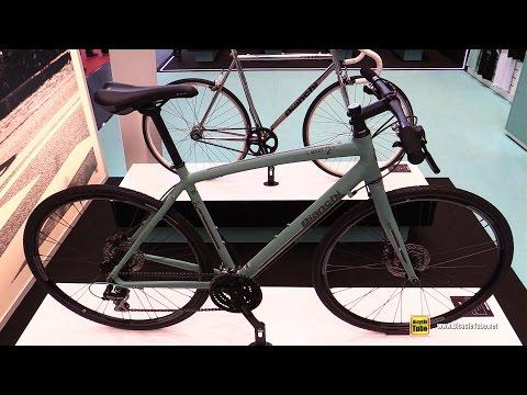 2017 Bianchi C Sport City Trekking Bike - Walkaround - 2016 Eurobike