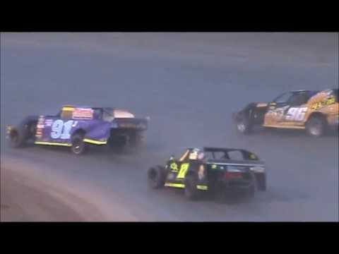 7-30-17 Beatrice Speedway Sportmod A feature