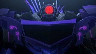 Transformers Prime - Shockwave Clip Season 3 (Complete) 1080p