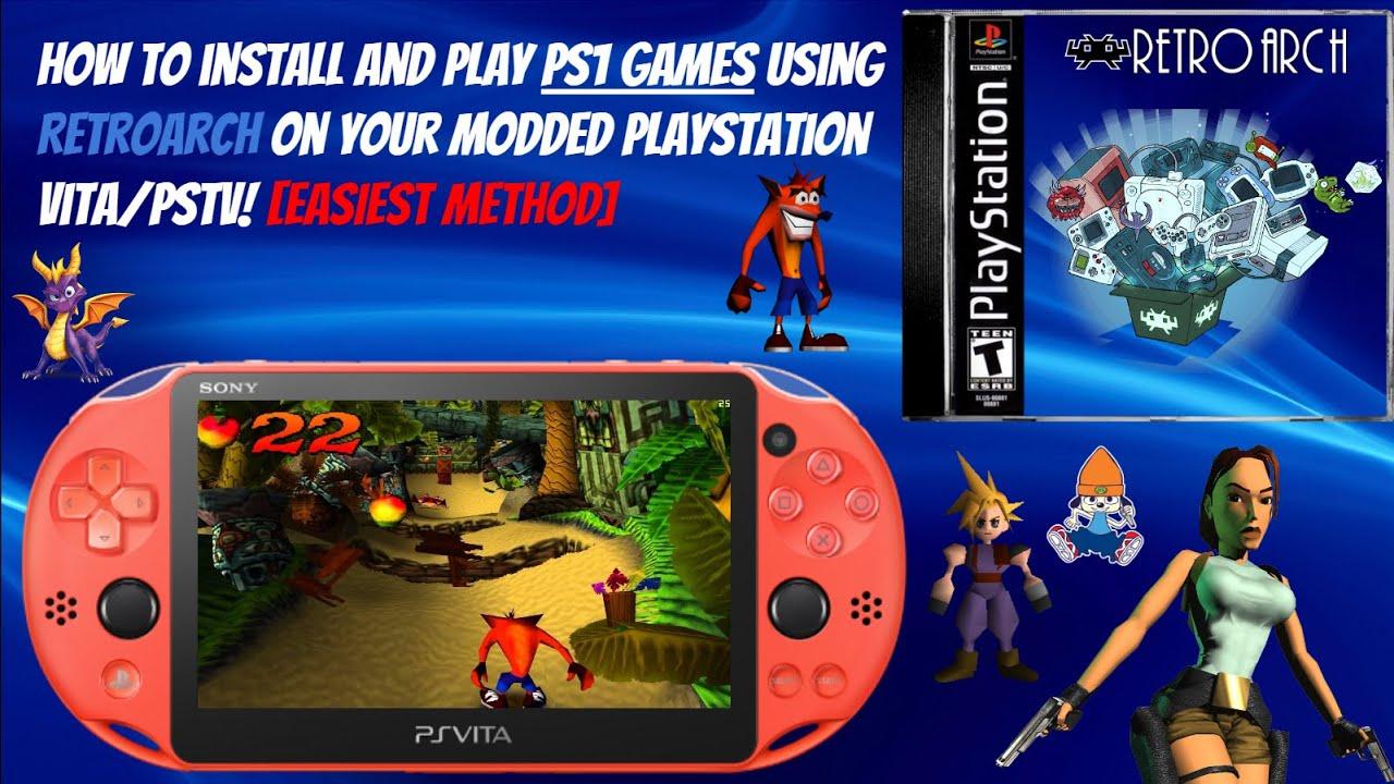 Adrenaline Play PSP and PSX Games on PS Vita - CFWaifu