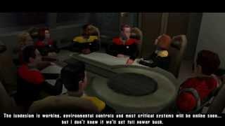 Star Trek Voyager: Elite Force Walkthrough Mission Sixteen ***Interlude*** (1080p FULL HD)