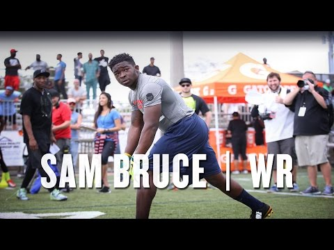 Sam Bruce IMG 7v7 Southeastern Recruit Highlights