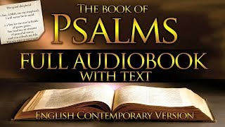 Holy Bible: PSALMS - Conteṁporary English Dramatized Audio (With Text)