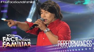 "Your Face Sounds Familiar: Eric Nicolas as Jet Pangan - ""Salamat"""