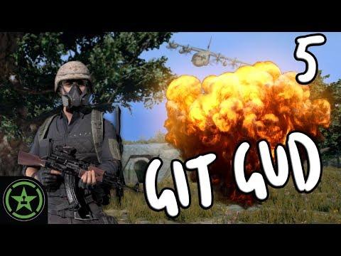Let's Play - PUBG: Git Gud #5 - Early Retirement (Finale)