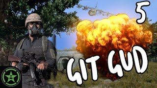 Let's Play - PUBG: Git Gud #5 - Early Retirement (Finale)