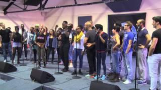 Memphis the Musical – London Rehearsals