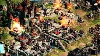 Stormfall Rise Of Balur   Геймплейный Трейлер от Plarium Gam