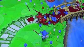 Fat Princess Gameplay Demonstration HD