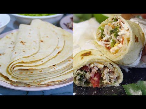 tortillas-fait-maison-/wrap-au-poulet-recette-inratable