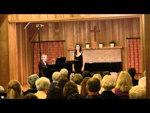 Schumann's Liederkreis