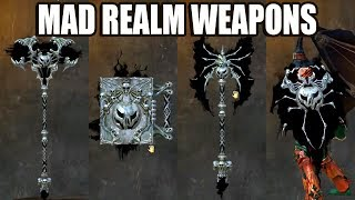 Mad Realm Weapon Skins ● Guild Wars 2