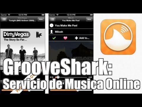 GrooveShark: Servicio de Musica Online!!! MAA