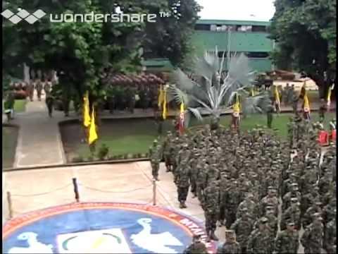Visita General I.M Elias Niño Herrera base de Entrenamiento Coveñas