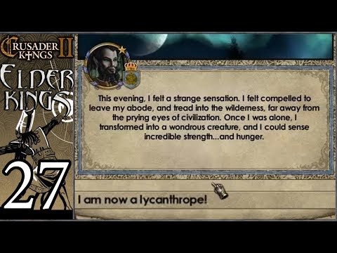 Repeat Elder Kings Mod #45 - Becoming a Divine - Crusader