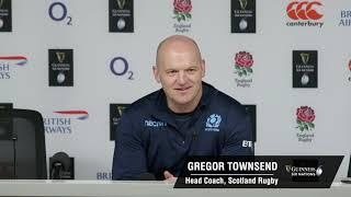 Post Match Press Conference | England v Scotland