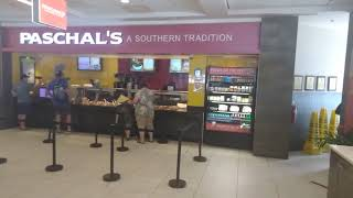At Paschal`s In The ATL Airport