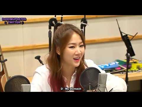 [ENG SUB] 150703 SISTAR Kiss The Radio [1/2]