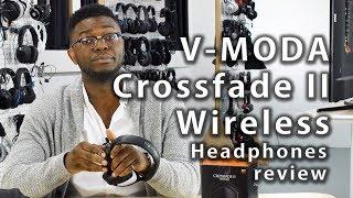 v moda crossfade ii wireless headphones review rtingscom