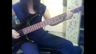 Obstacle 1 - Interpol (Cover bass) Santhrax