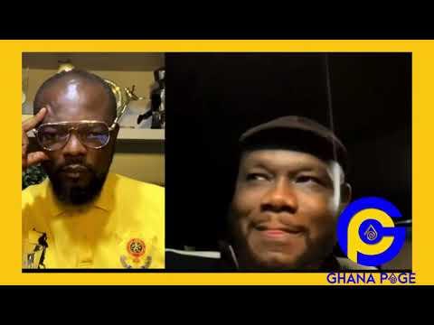 I met Jesus & he said I'll be President of Ghana one day - Prince David Osei reveals