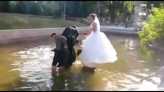 Самые отчаянные жених и невеста)