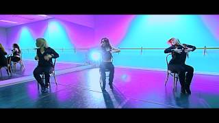 beyoncé video phone choreography krystal meraz