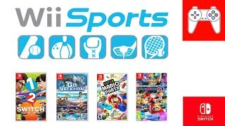 This is why the Nintendo Switch needs Switch Sports! (Wii Sports)