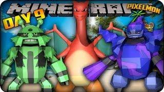 Minecraft - Pixelmon Island 2.0 - SEASON 2  #9  'BOSSES EVERYWHERE!'