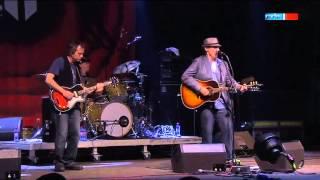 JOHN HIATT - Memphis In The Meantime (live at Rudolstadt)